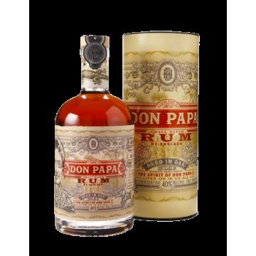 Don Papa - Rum 7 YO Cl 70