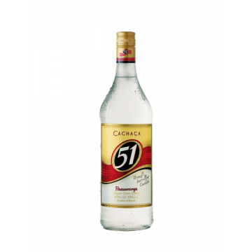 Cachaca 51 Pirrasununga Cl 100