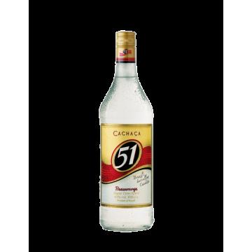 Cachaca 51 Rum Pirrasununga...