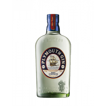 Gin Plymouth Navy Strenght...
