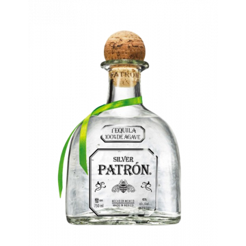 Patron Tequila Silver Cl 70