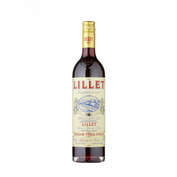 Lillet Vermouth Rouge Cl 75