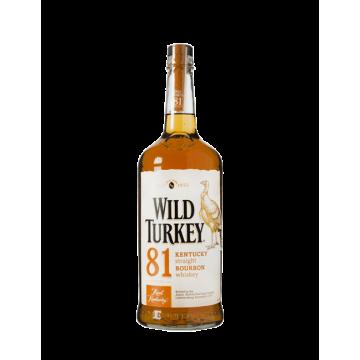 Wild Turkey Whisky 81 Proof...