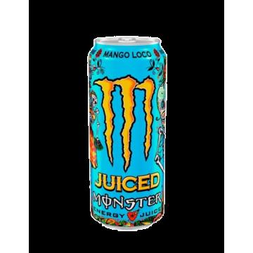 Monster Energy Drink Mango...