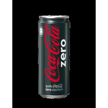 Coca Cola Zero - Cl 33 x 24...