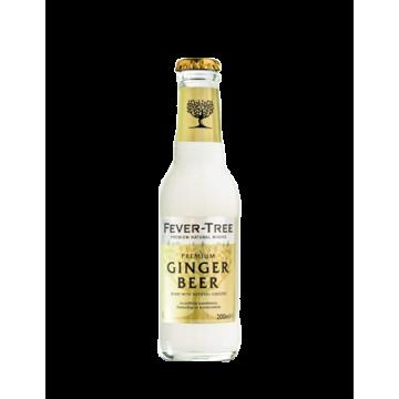 Fever Tree Ginger Beer Cl...
