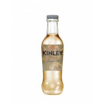 Kinley Ginger Ale Cl 20x24 VAP