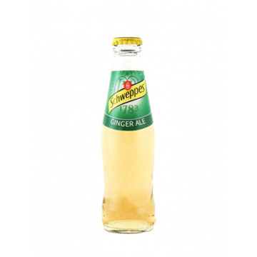 Schweppes Ginger Ale - Cl...
