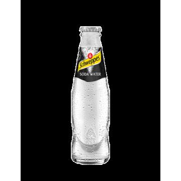 Schweppes Soda Water - Cl...