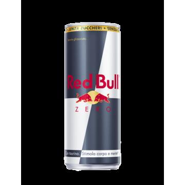 Red Bull Zero Cl 25x24 lattina
