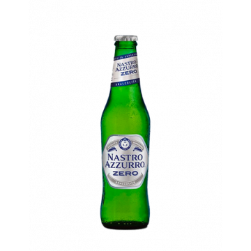 Nastro Azzurro No Alcool Cl...