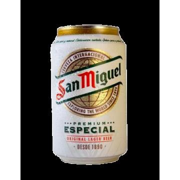 Birra San Miguel Especial...
