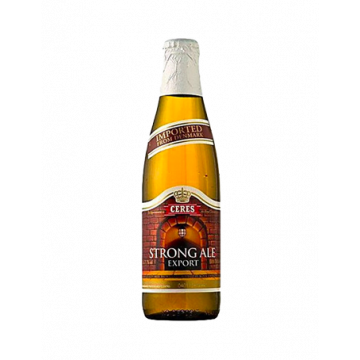 Birra Ceres Strong Ale Cl...