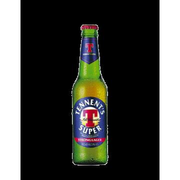 Birra Tennent's Super Cl...