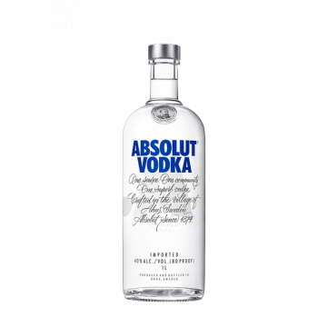 Absolut Vodka Clear Cl 100