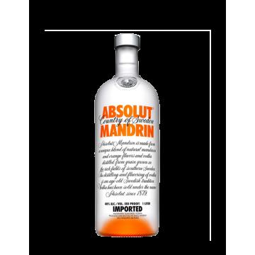 Absolut Vodka Mandarino Cl 100