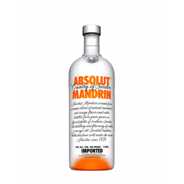 Absolut - Vodka Mandarino...