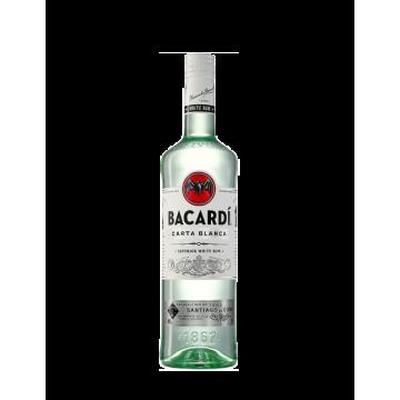 Bacardi Rum Superior Carta...