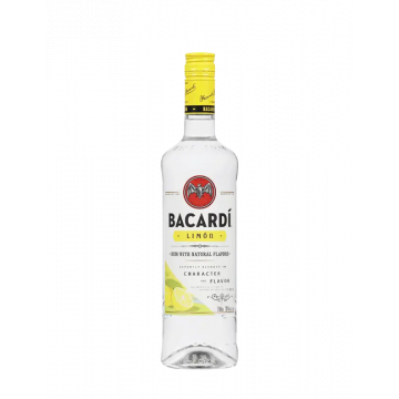 Bacardi Rum Limon Cl 100