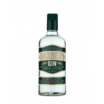 Barber's Gin London Dry Cl 70