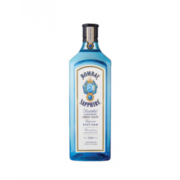 Bombay Sapphire Gin London...
